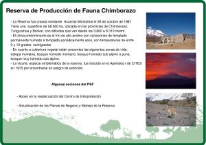 Ficha Técnica Chimborazo